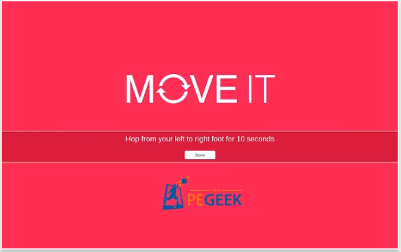 Move It Activity