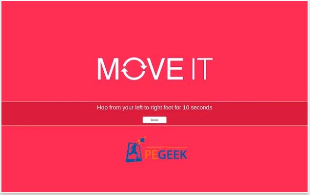 Move It Activity
