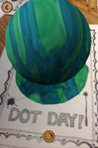 Dot Day AR