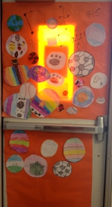 Our Dot Day Door
