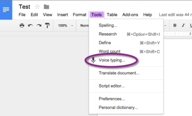 Google Voice Typing For PC Archives