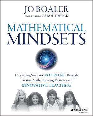Mathematical Mindsets book by Jo Boaler