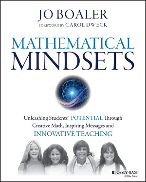 Mathematical Mindsets book by Jo Boaler