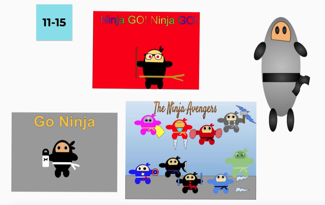Ninjas: Featuring The Ninja Avengers